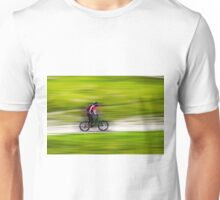 Mountain Biker Unisex T-Shirt