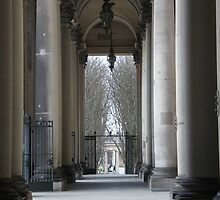 Lost Archway by ErinThorn