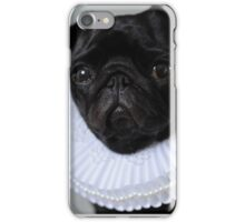 TUDOR PUG iPhone Case/Skin