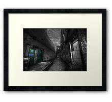 UrbanBox 3.0 Framed Print
