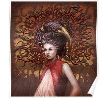 Ravenous Pregnancy in Color Poster
