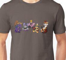 Punk Rock Gaming Unisex T-Shirt