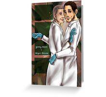 Hannibal - Preller Greeting Card