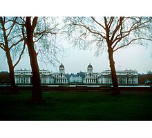 Old Royal Naval College, Greenwich Photographic Print