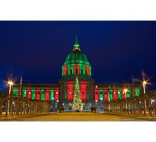 City Hall Photographic Print