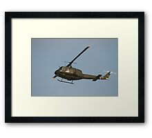 "Bell UH-1H ""Huey"" helicopters Framed Print"