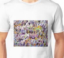 Colorful Abstract Art work Unisex T-Shirt