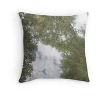 Up up and aw....HEY!! Throw Pillow