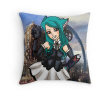 Dance of the Force Throw Pillow