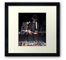 The Horrors Pedals Framed Print