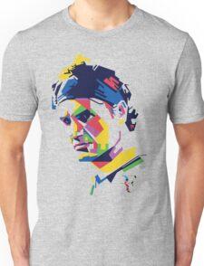 Roger Federer art Unisex T-Shirt