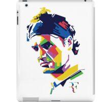 Roger Federer art iPad Case/Skin