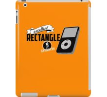 This is an excellent rectangle! iPad Case/Skin