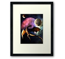 The Prophesy Framed Print