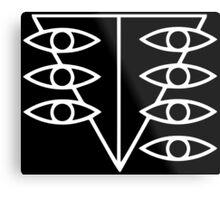 SEELE Logo - White Metal Print