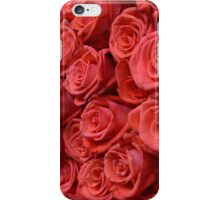 Bouquet of roses. iPhone Case/Skin