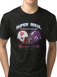 Intergallactic Super Bowl Tri-blend T-Shirt