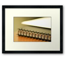 Memo...: On Featured:  The-power-of-simplicity Group Framed Print