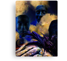 The Ancients, Gods or Aliens Canvas Print