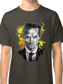 Jim Moriarty + paint Classic T-Shirt