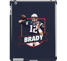 Tom Brady - Patriots iPad Case/Skin