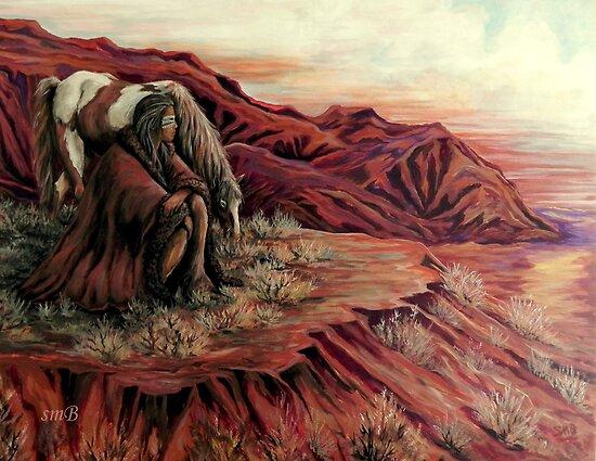 Spirit Dreaming by Susan Bergstrom