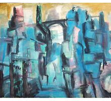 Blue City Methane by Matt Thurston