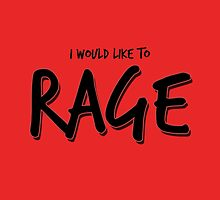I would like to RAGE! - Critical Role Quotes by enduratrum
