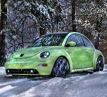 Little Green Bug by 6strings