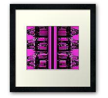 """'Mobile III eliboM"""" Framed Print"""