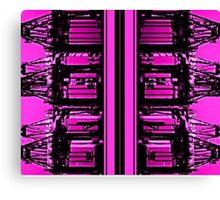 """'Mobile III eliboM"""" Canvas Print"""