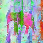 Colorful Elephant by Vitta