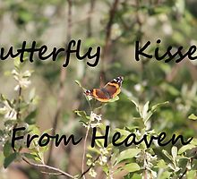 Butterfly Kisses by Mirenda Wells