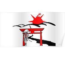 Samurai L. Poster