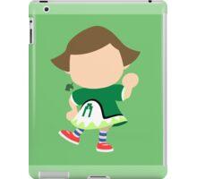 Villager ♀ (2) - Super Smash Bros. iPad Case/Skin