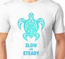 CIDP Green Blue Slow & Steady Turtle Unisex T-Shirt