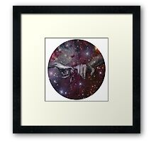 To Infinity and Beyond Framed Print