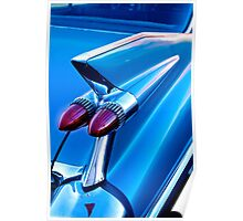 1959 Cadillac fin Poster