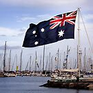Australia day - Geelong by Hans Kawitzki