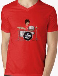 Fabrizio Mens V-Neck T-Shirt