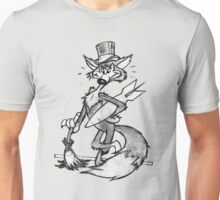 Mine Sweeper Wolf Unisex T-Shirt