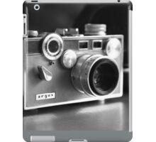 'The Brick' ...black and white  iPad Case/Skin
