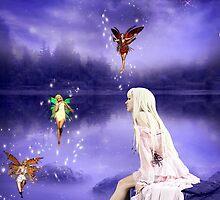 My Midsummer Night's Dream by Sharksladie