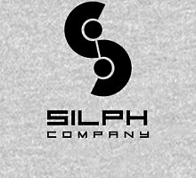 Silph Co. Logo (in Black) Unisex T-Shirt