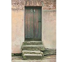 Door 64 Photographic Print