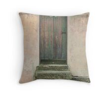 Door 64 Throw Pillow