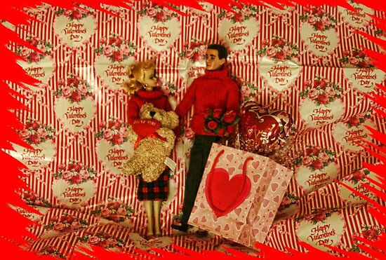 Barbie & Ken - Sweethearts Forever by Susan Russell