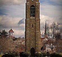 Baker Park Carillon by crelow