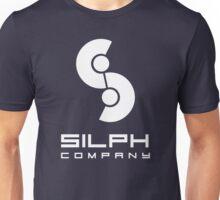Silph Co. Logo (in White) Unisex T-Shirt
