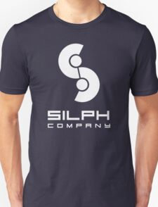 Silph Co. Logo (in White) T-Shirt